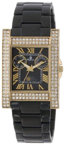 Burgmeister Lusaka BM602-222 - Reloj analógico de mujer de cuarzo