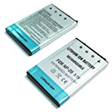 Bargaincell - Lithium Ion Replacement Battery NP-20 for Casio Digital Exilim Cameras