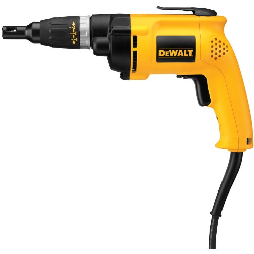Review Of DEWALT DW257 6.2 Amp Deck/Drywall Screwdriver