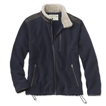 Orvis Men's Sherpa Fleece Jacket