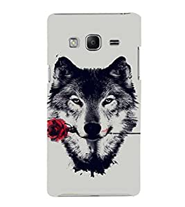 EPICCASE Peave over blood Mobile Back Case Cover For Samsung Tizen Z3 (Designer Case)