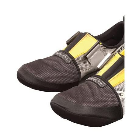 Bellwether 2014/15 Coldfront Cycling Shoe Toe Warmer - Black - 8213