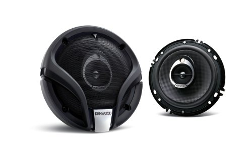 Kenwood Kfc-M1634A 270W Flush Mount Speaker, Set Of 2