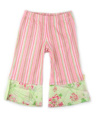 Baby Nay Dandelions Baby Rib/Voile Flared Pant - Buy Baby Nay Dandelions Baby Rib/Voile Flared Pant - Purchase Baby Nay Dandelions Baby Rib/Voile Flared Pant (Baby Nay, Baby Nay Apparel, Baby Nay Toddler Girls Apparel, Apparel, Departments, Kids & Baby, Infants & Toddlers, Girls, Pants)