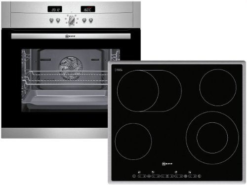 Neff X20BP3 Set Pyrolyse Backofen