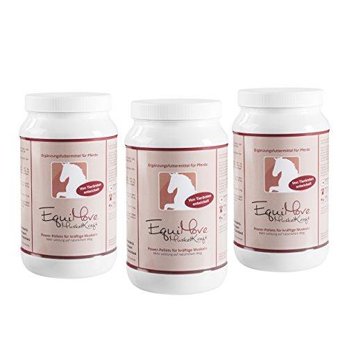 3-Dosen-EquiMove-MuskelKraft-Pellets-je-15-kg-das-Sparpaket-fr-Pferde-Fr-intensive-Trainings-und-Muskelaufbauphasen-sowie-begleitend-bei-Muskelerkrankungen
