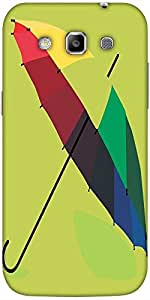 Snoogg Monsoon Umbrella 2467 Designer Protective Back Case Cover For Samsung ...