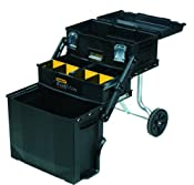 Amazon.com: Stanley Consumer Storage 020800R  FatMax 4-in1 Mobile Work Station for Tools and…