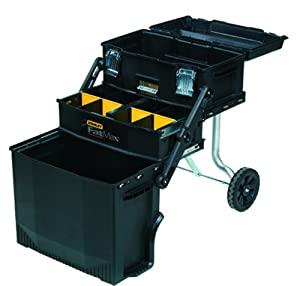 Stanley 020800R FatMax 4-in1 Mobile Work Station for Tools