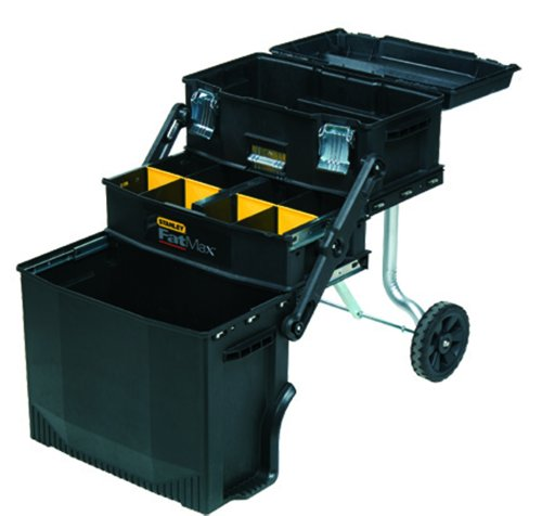 Stanley Consumer Storage 020800R  FatMax 4-in1 Mobile Work Station for Tools and Parts