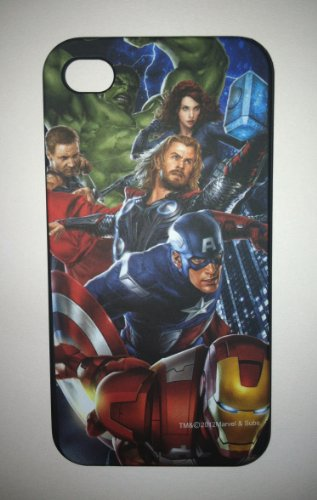 The Avengers - Snap-on Case for iPhone 4