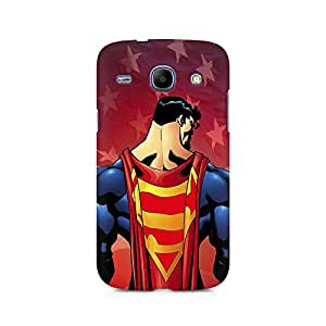 TAZindia Printed Hard Back Case Cover For Samsung Galaxy Duos i8262
