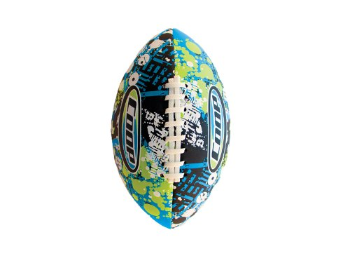 Lowest Price! Coop Hydro Football, Blue/Green