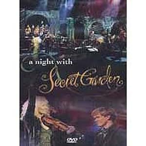 Secret Garden: A Night With Secret Garden [DVD]
