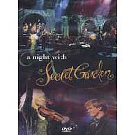 Secret Garden - a Night With Secret Garden [DVD]