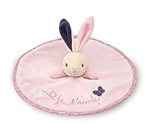 Kaloo - Conejo de Petite Rose Ronda Amor - Manta Bebé Confort Seguridad