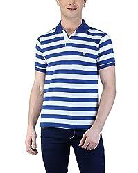 Puffz Men's Cotton Polo_01_Multicolored_L