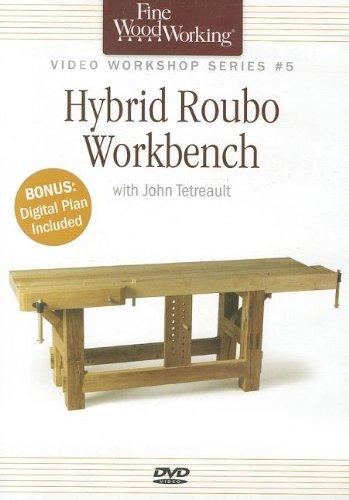 Hybrid Roubo Workbench