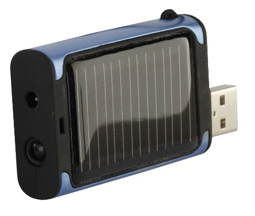 Powerplus Beetle Solar Energy & Usb Charged, Emergency Powerbank, Lifetime Led Flashlight, Never Needs Batteries