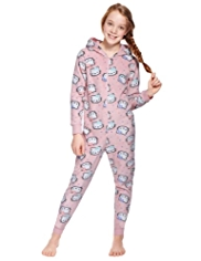 Hello Kitty Hooded Onesie