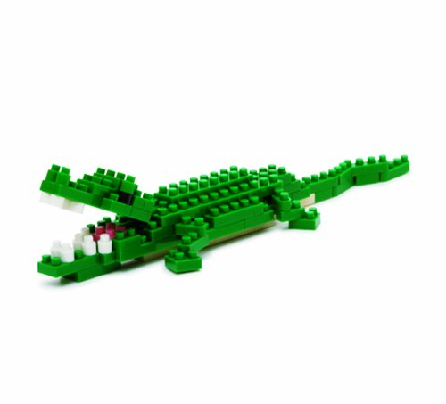 Nanoblock Nile Crocodile