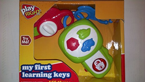 My First Learning Keys