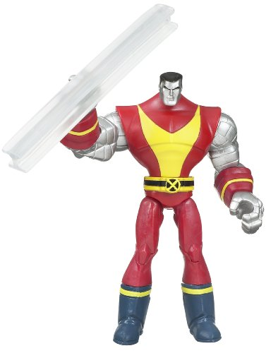Buy Low Price Hasbro X-Men Wolverine Animated Action Figure Colossus (B001U1PNLE)