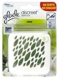 NEW GLADE DISCREET BATHROOM JASMINE AIR FRESHENER