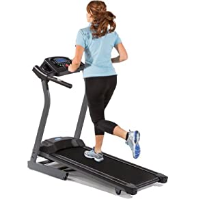 JTX Sprint-3: Motorised Folding Treadmill, Auto Incline, Digital Display and Motor Control. Outstanding Reviews, Customer Service and Warranty. Superior Two Man Next Day Delivery Service Available.