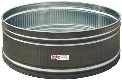 Behlen Country R 314 Gallon Galvanized Round Tank picture