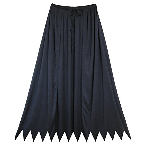 "SeasonsTrading 32"" Black Cape ~ Halloween Costume Accessory"