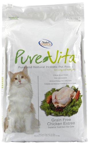 PureVita Grain Free Chicken & Peas Entrée