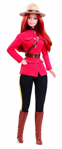 Barbie Collector Dolls of The World-Canada Doll Reviews