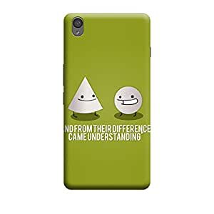 Phone Candy Designer Back Cover with direct 3D sublimation printing for OnePlus X