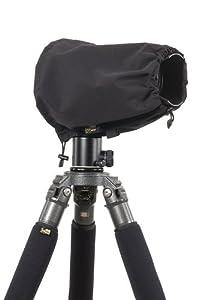 LensCoat LCRSMBK RainCoat RS for Camera and Lens, Medium (Black)