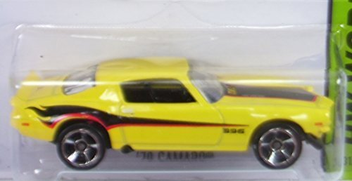 Hot Wheels '70 Camaro Hw Workshop 231/250