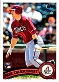 2011 Topps Update Baseball #US47 Paul Goldschmidt Rookie Card