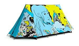 Leave a Scar 2-Person Tent by FieldCandy