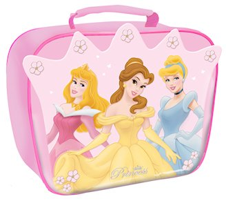 Best Price Disney Princess Insulated Lunch Bag ' Royal