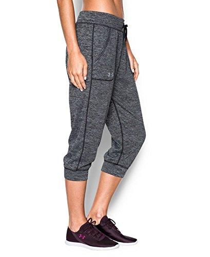 Under Armour Women's Tech Twist Capri, Black (001), X-Large (Under Armour Capri Workout Pants compare prices)