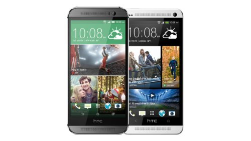 HTC One M8 32GB LTE SIMフリー (シルバー(silver))