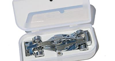 8GB Stainless Steel Formula 1 F1 Car Memory Stick USB 2.0 Flash Drive. Presented In A Magnetic Gift Box. from NUT