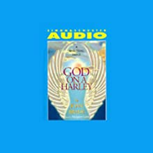 God on a Harley (       UNABRIDGED) by Joan Brady Narrated by Margaret Colin