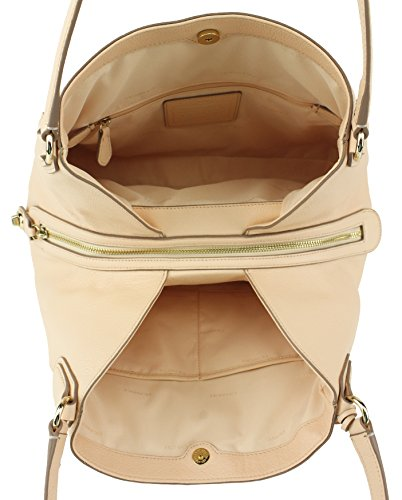 eb4cf3a25e ... cheapest coach embossed horse and carriage pebbled leather edie  shoulder bag style 33728 previous next d4359 ...