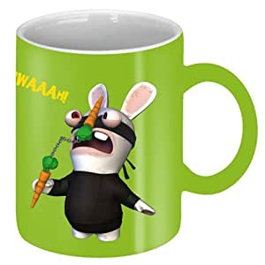 Mug Lapins Crétins Ninja