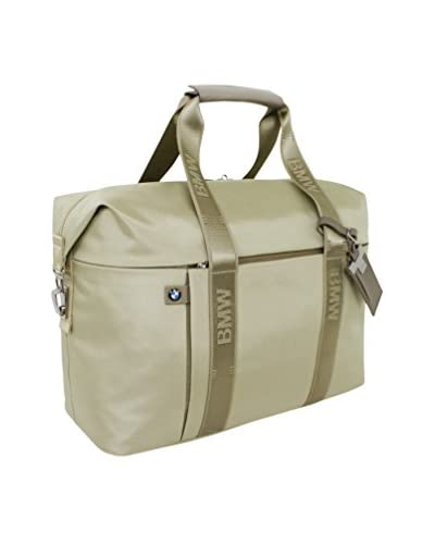 BMW 18″ Carry-All Duffel, Champagne