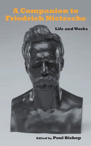 A Companion to Friedrich Nietzsche (Studies in German Literature Linguistics and Culture)