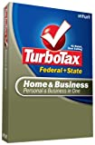 TurboTax Home & Business Federal + State + eFile 2008 [OLD VERSION]