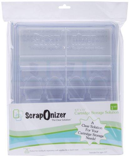 Scraponizer Scraponizer Cartridge Storage Solution, 8-1/2-Inch by 11-Inch