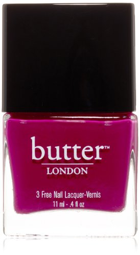 Butter LONDON 3 Free Lacquer Nail Paint - Jaffa
